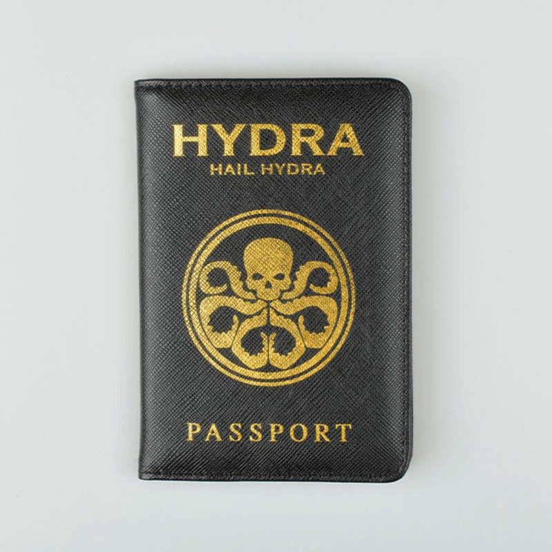 Marvel Avengers Passport Cover