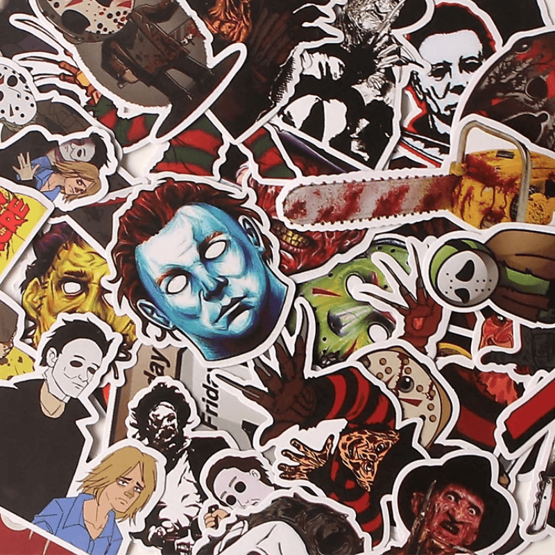 Michael Myers Stickers