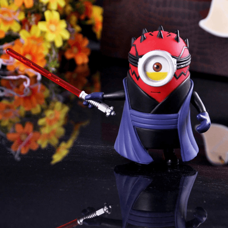 Minions Cosplay Star Wars Action Figure