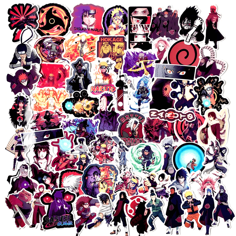 Naruto Cool Stickers