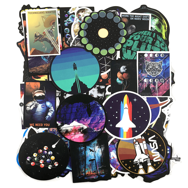 NASA Stickers