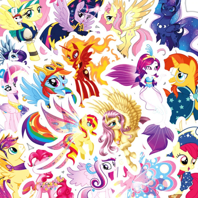 Pegasus Stickers