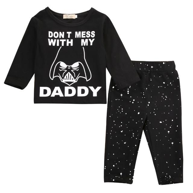 Star Wars Baby Clothes Set Thurfy