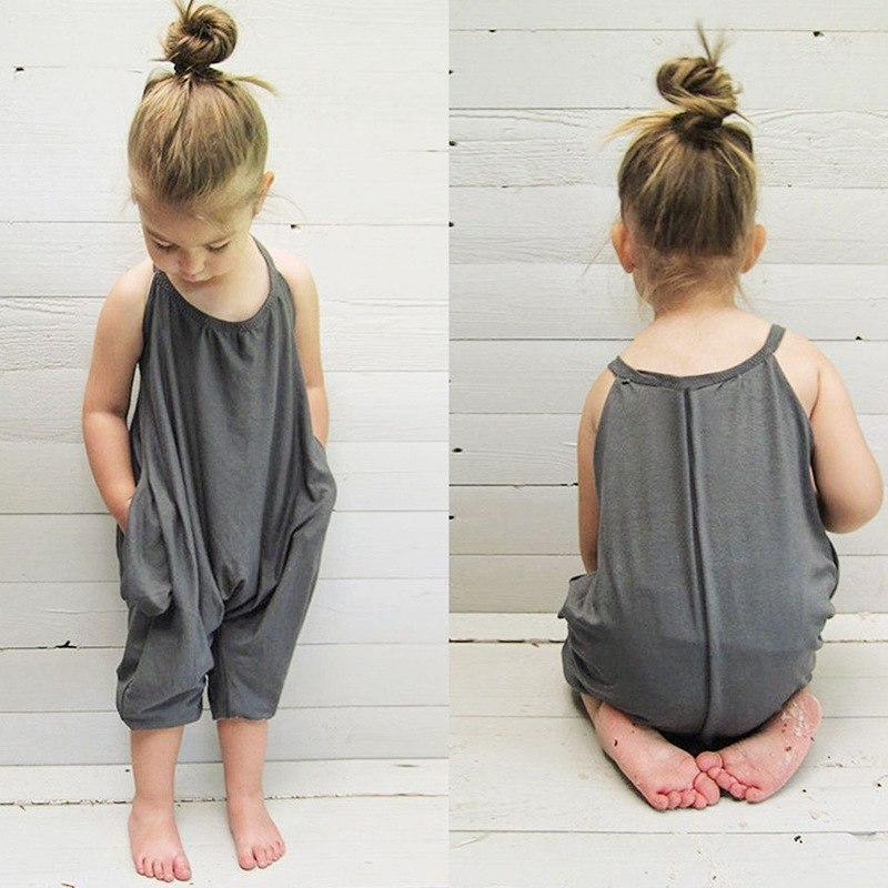 Cute Jumpsuit For Girls