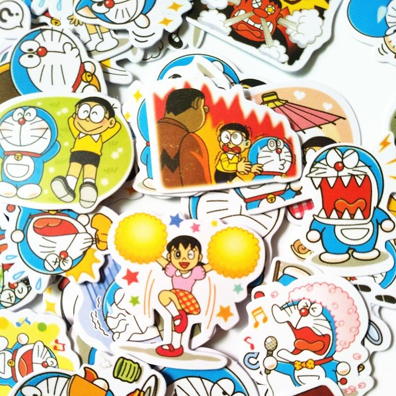 Doraemon Cool Stickers