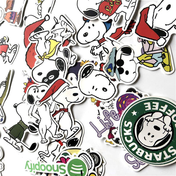 Snoopy Stickers Thurfy