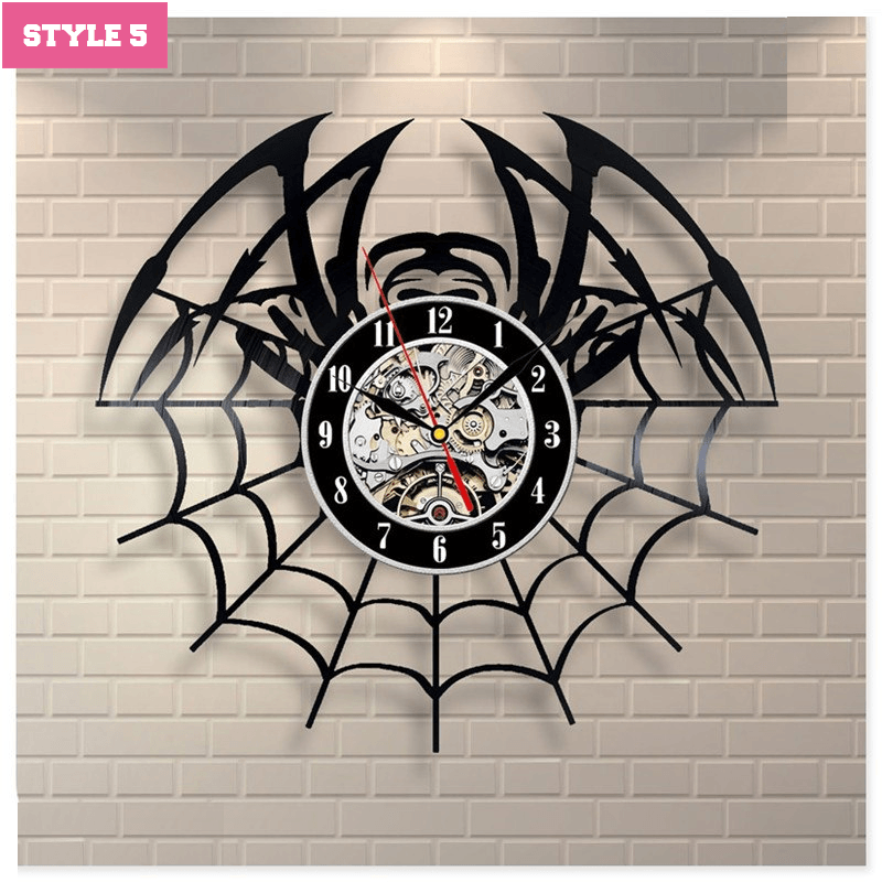 Spider-Man Wall Clock