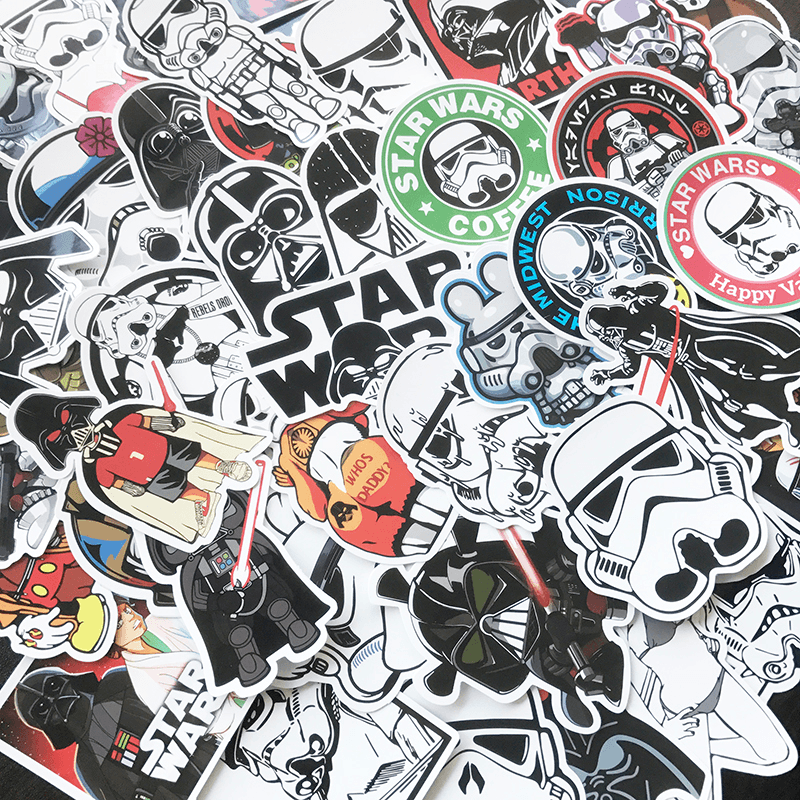 Star Wars Stickers