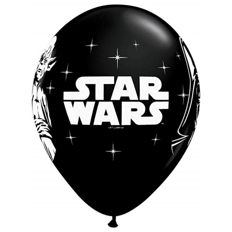 Star Wars Balloons Set 10 Pcs