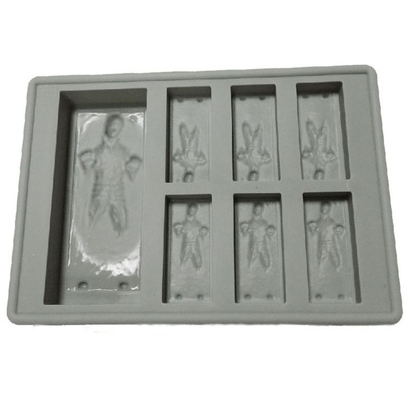 Star Wars Ice Tray Han Solo