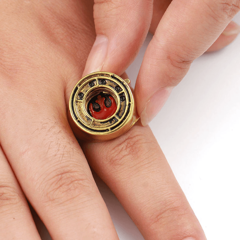 Star Wars Rose Tico's Resistance Ring