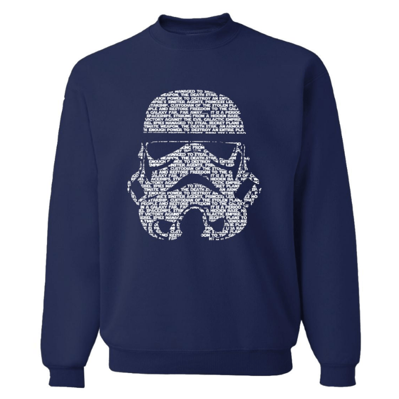 Star Wars Stormtrooper Sweatshirt