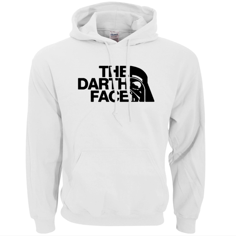 Star Wars The Darth Face Vader Hoodie
