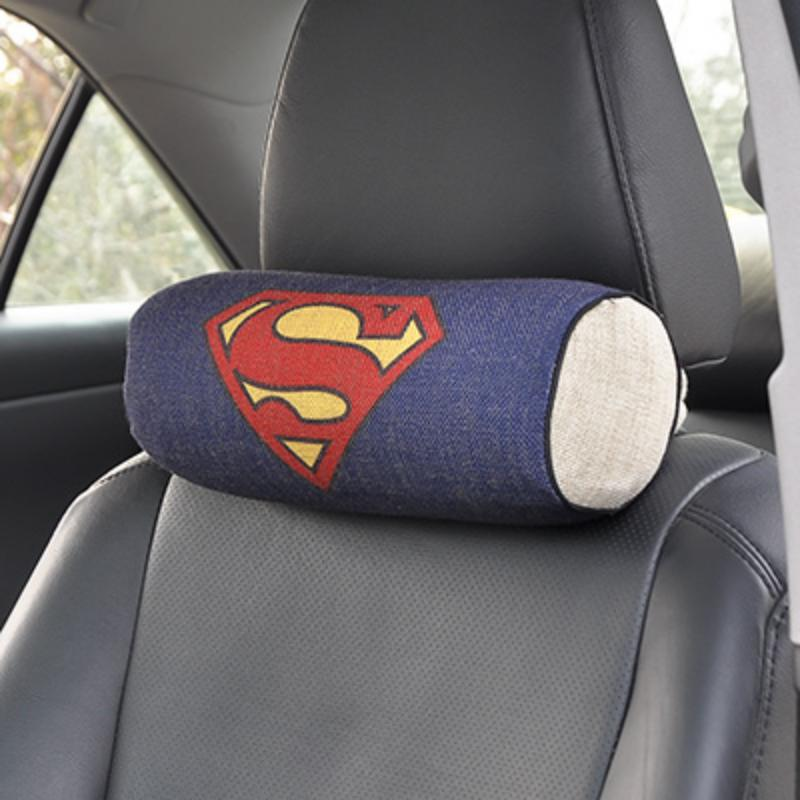 Superhero Car Pillow