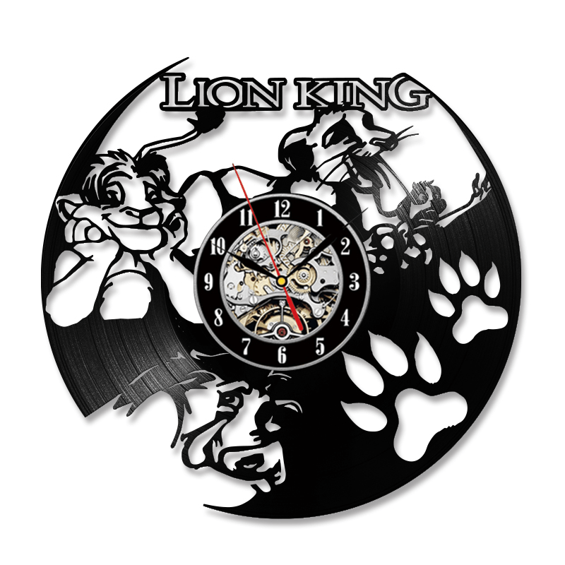 The Lion King Wall Clock