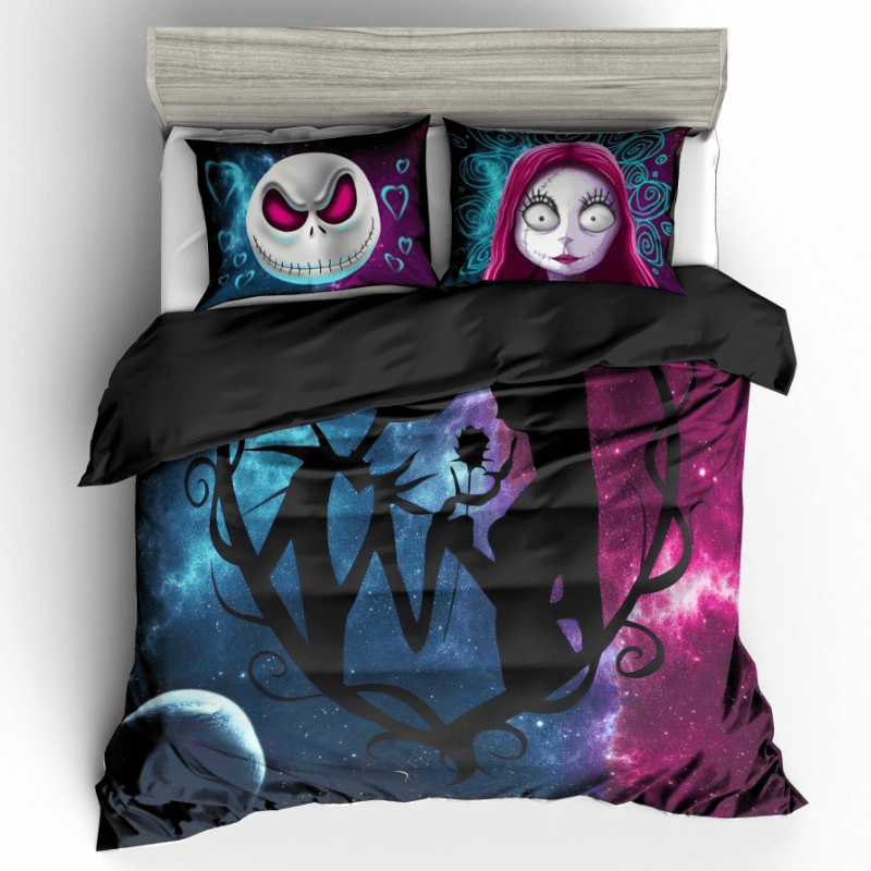 The Nightmare Before Christmas Bedding Set