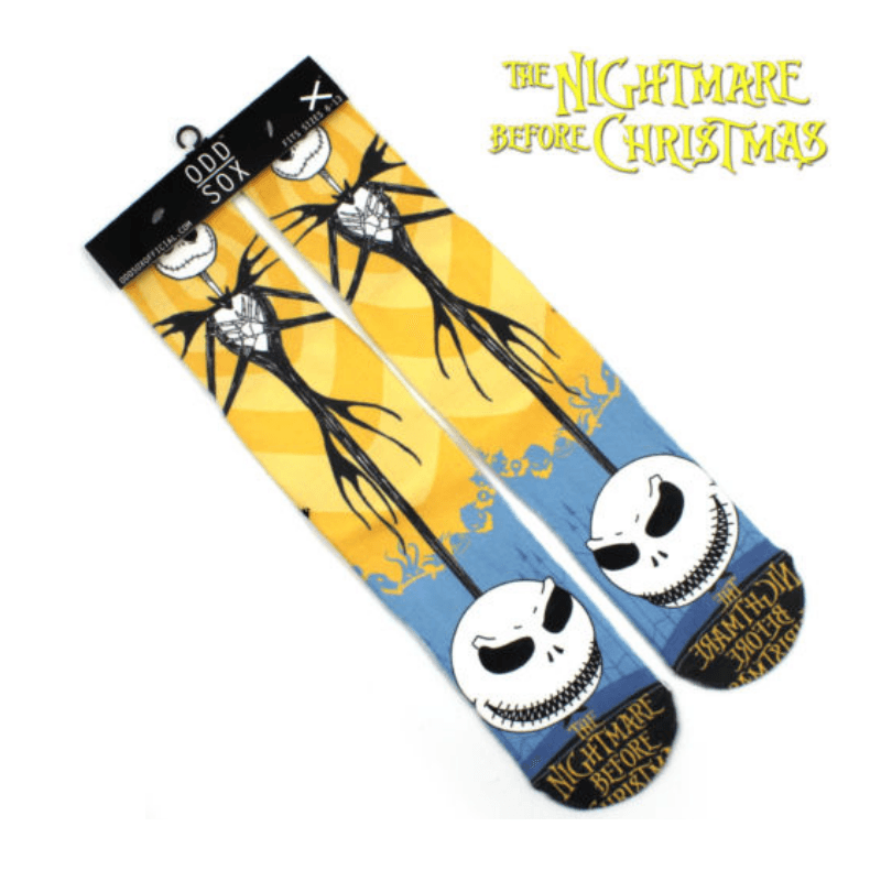 The Nightmare Before Christmas Short Socks