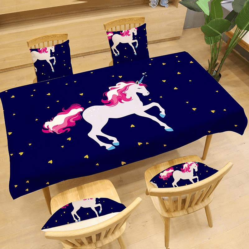 Unicorn Tablecloth