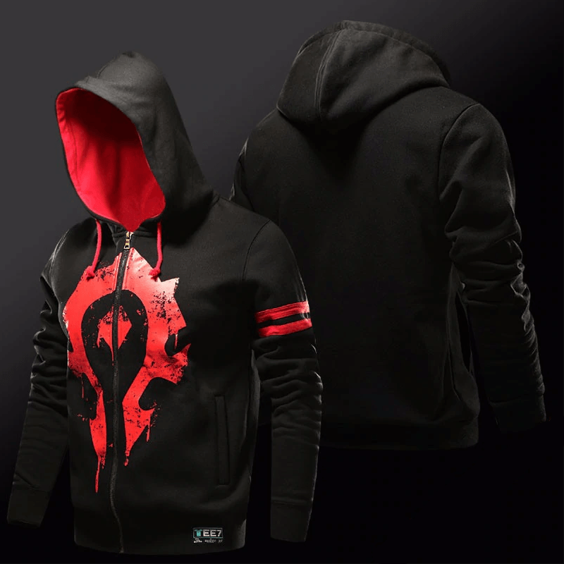 World of Warcraft Zipper Hoodie
