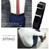 S-Tucked™ Adjustable Shirt-Stay