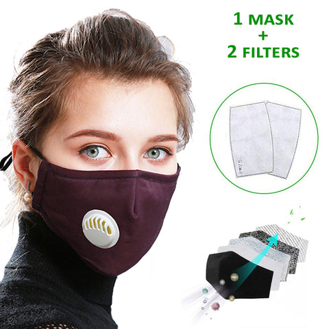 Fashion Reusable Respirator Mask