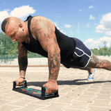 Multi-Target Push Up Board Trainer