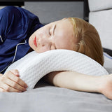 NumbFree™ Tunnel-Shaped Zero Pressure Pillow