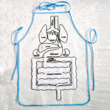 What's Inside Me Kids Anatomy Apron