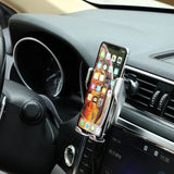 Automatic Sensor Car Phone Holder & Wireless Charger