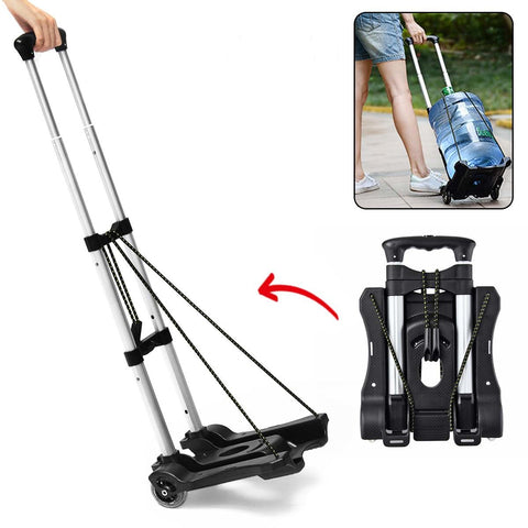 Portable Folding Luggage Cart
