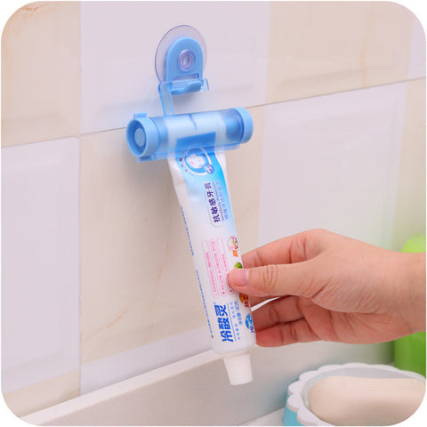 Rolling Tube Toothpaste Hanging Squeezer