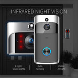 Smart WI-FI Video Doorbell Security Camera