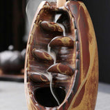Aroma Waterfall Backflow Incense Burner