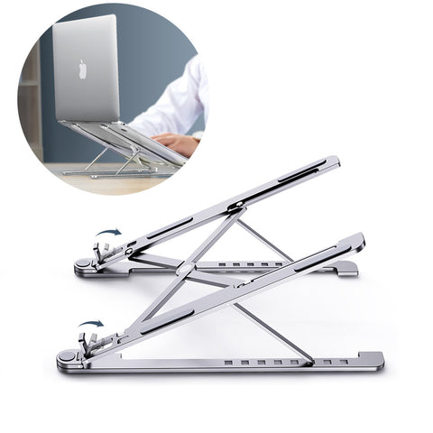 Aluminum Foldable Laptop Stand