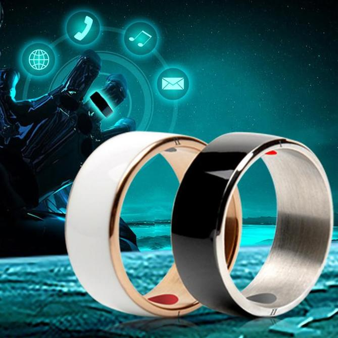 The NFC Smart Ring for iOS and Android