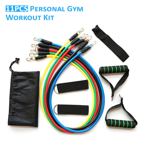 Personal Gym Workout Kit