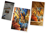 PaintGo™ Fall In The City - DIY Paint-By-Number Kit