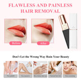 Lipstick Painless Hair Remover