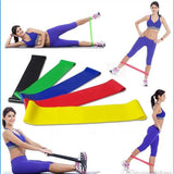 5PCS Resistance Bands Exercise Set