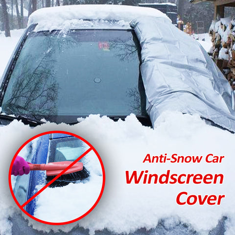 Anti-Snow Car Windscreen Cover