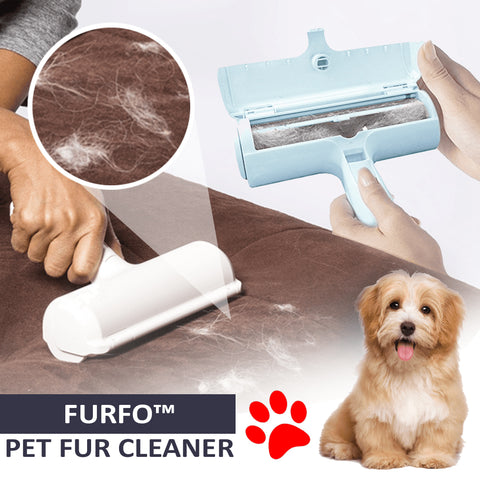 Furfo™ Pet Fur Roller Cleaner