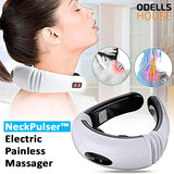 NeckPulser™ Electric Neck And Shoulder Painless Massager