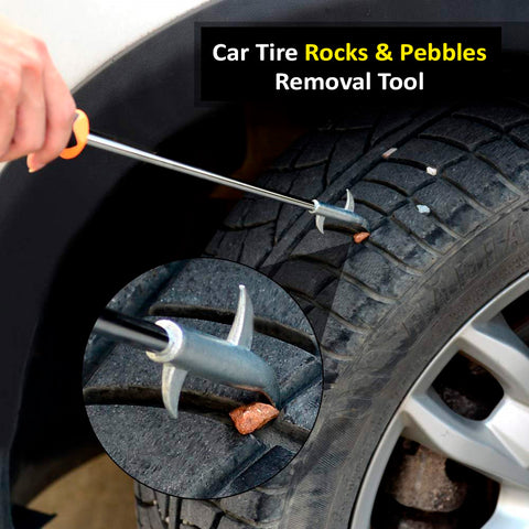 Car Tire Rocks & Pebbles Removal Tool