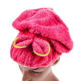 Home Quickly Dry Hair Hat-Towel