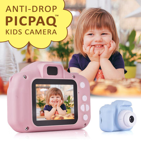 Anti-Drop PICPAQ™ Kids Digital Camera