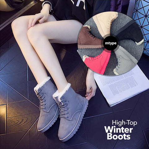 MTYPE High-Top Women's Winter Boots