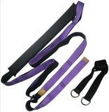 Yoga Stretching Strap - Do Yoga At Home