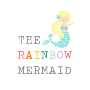 The Rainbow Mermaid