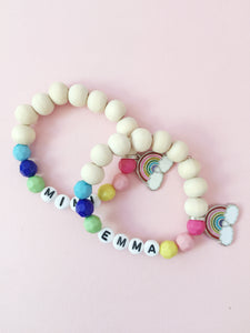 Sweet + Simple Mini Charm Bracelet