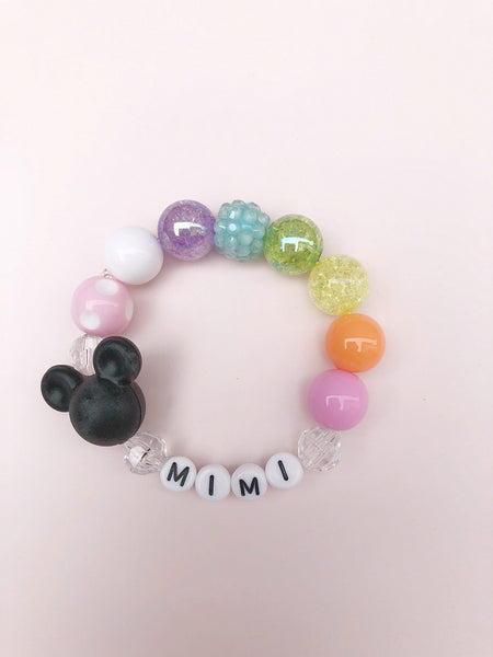 Mouse Bracelet - Personalized